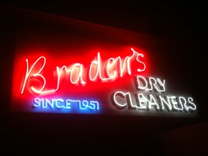 Bradens Cleaners