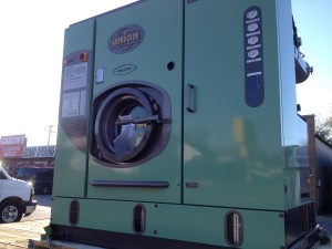 New Union HL 840 Dry Cleaning Machine